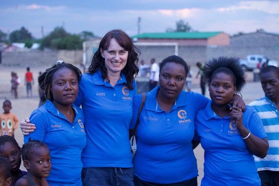 Mwana Mission team